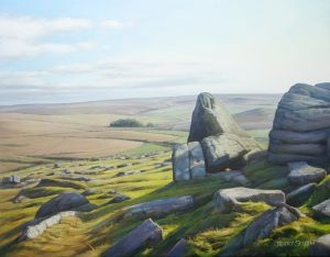 Sheeps Tor Dartmoor